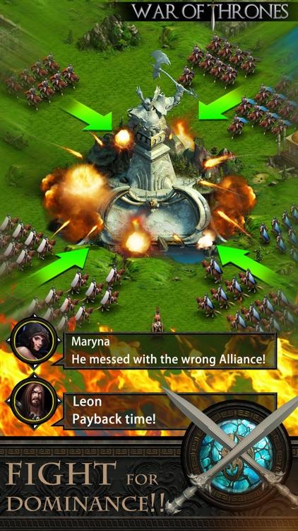 War of Thrones – Dragons Story screenshot-3