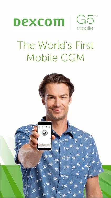 Dexcom G5 Mobile mmol/L DXCM5 screenshot-4