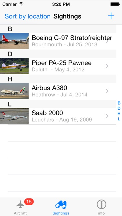 Aircraft ID screenshot-1