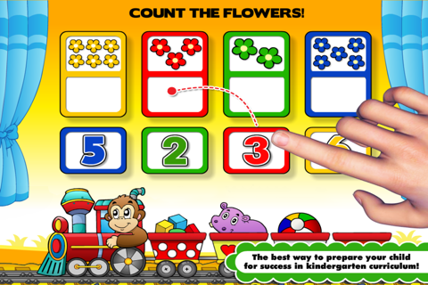Baby games for 2 -4 year olds· screenshot 1
