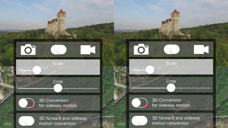 3D FPV - DJI drone flight in real 3D VR FPV screenshot-3