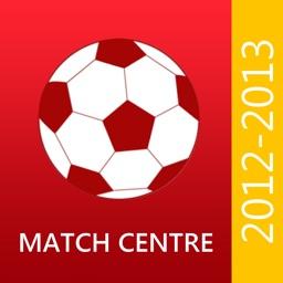 Liga de Fútbol Profesional 2012-2013 - Match Centre