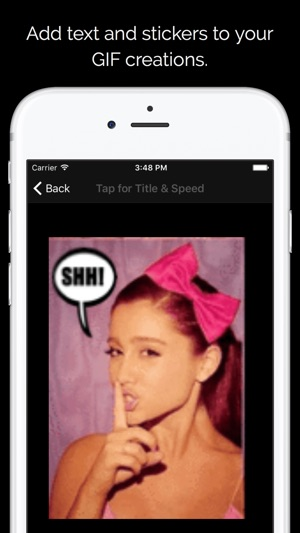 5SecondsApp - Animated GIFs on the App Store