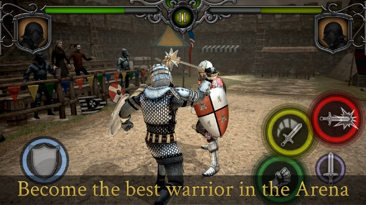Knights Fight: Medieval Arena screenshot-4