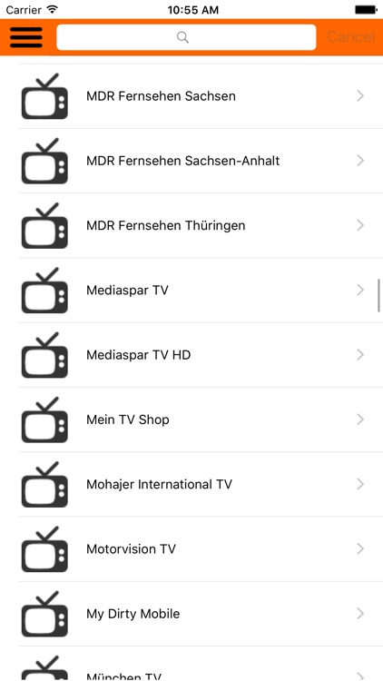 Germany TV Online Channels