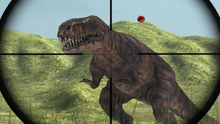 Wild Jurassic Dinosaur Hunter Simulator 2016