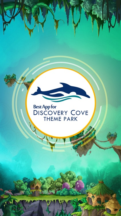 Best App for Discovery Cove Theme Park
