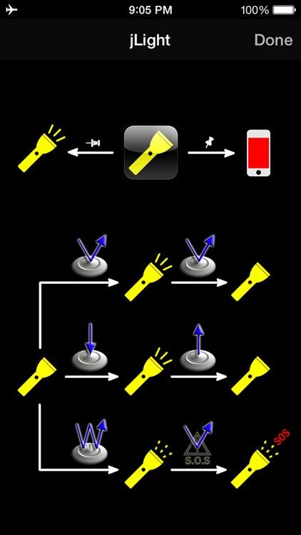 jLight - Flashlight for iPhone screenshot-4
