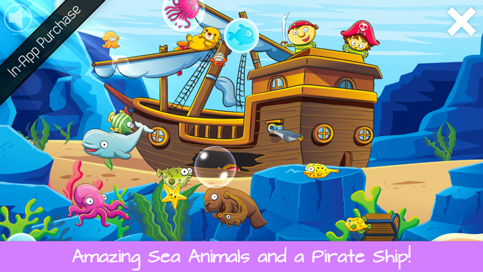 Toddler Games for Preschool Screenshot