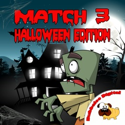 Match 3 Halloween Edition