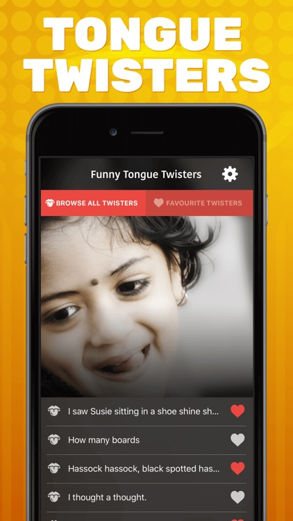 Funny Tongue Twisters
