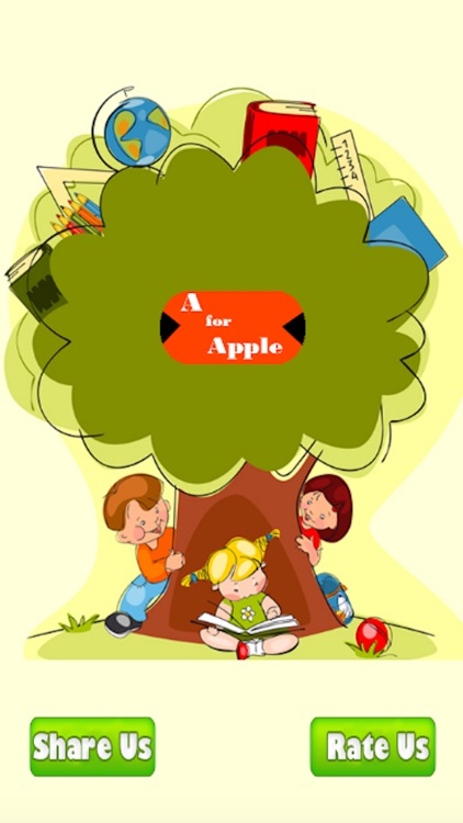 A for Apple - Kids abc