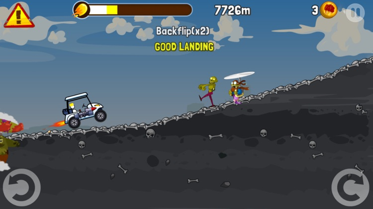 Zombie Road Trip screenshot-2