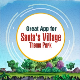 Great App for Santa's Village Theme Park