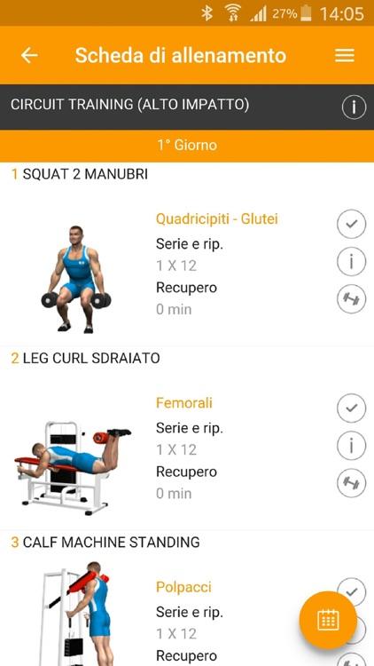 EvolutionFit Club app image