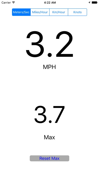 Speedometer with Max screenshot-0