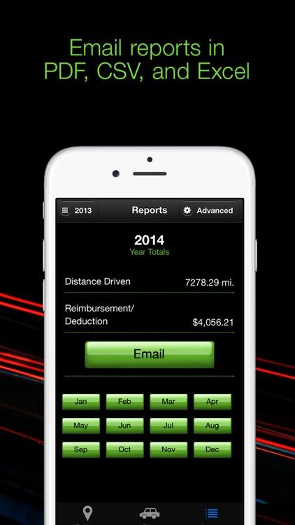 TrackMyDrive - Mileage Tracker & Auto Mileage Log