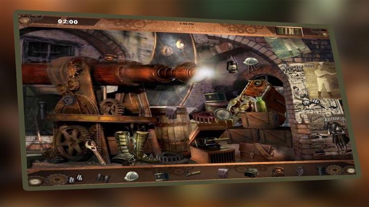 Hidden Object The Time Traveler screenshot-3