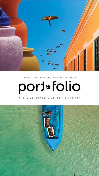 PortFolio Caribbean screenshot one