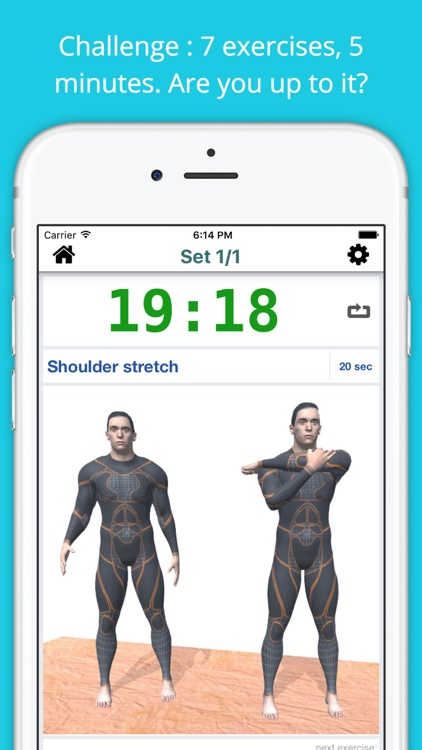 5 Min Stretch Challenge for Runners Workout PRO