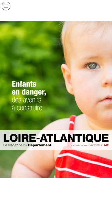 Loire-Atlantique Magazine screenshot two