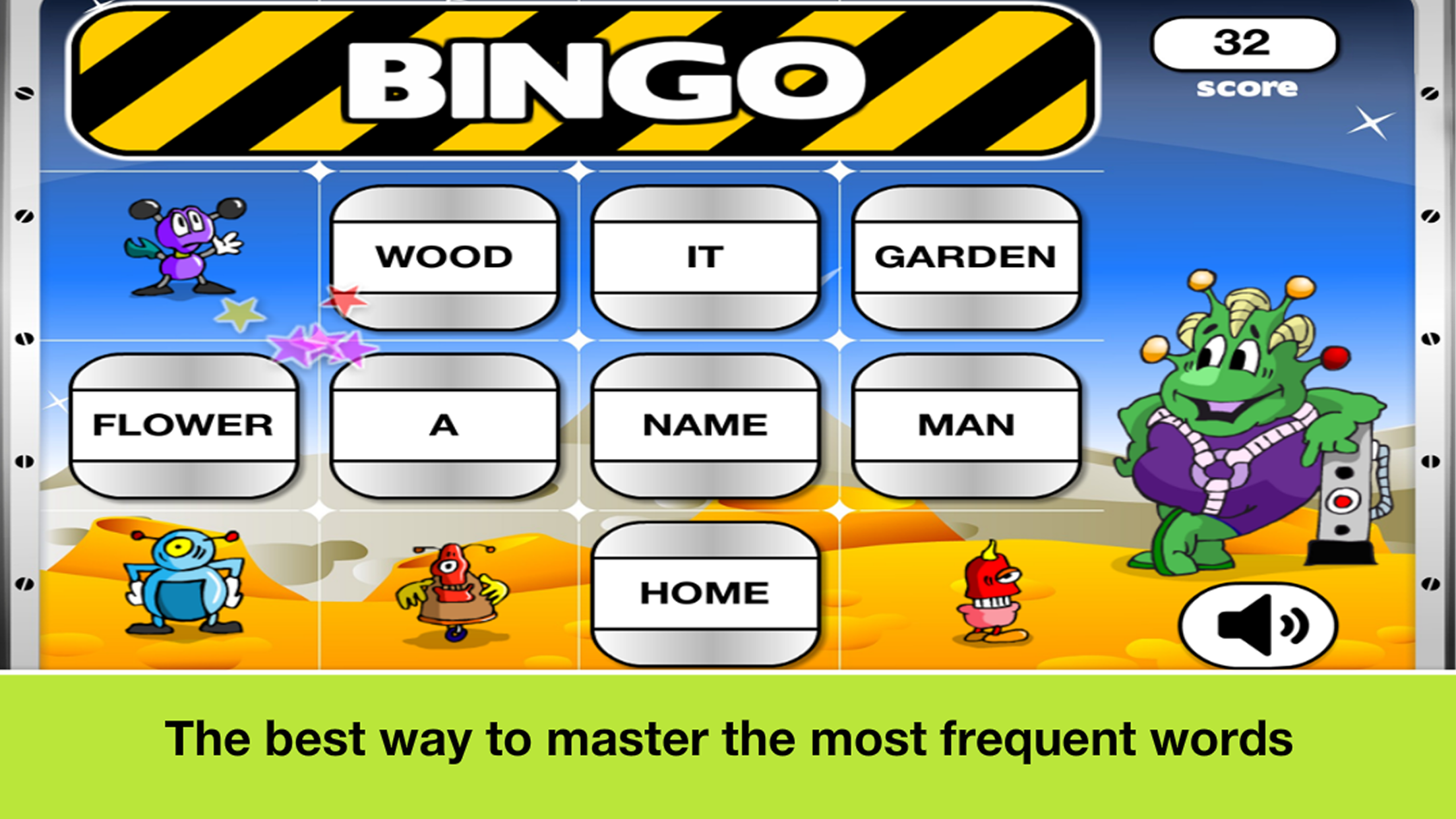 Sight Words Learning Games & Reading Flash Cards Screenshot
