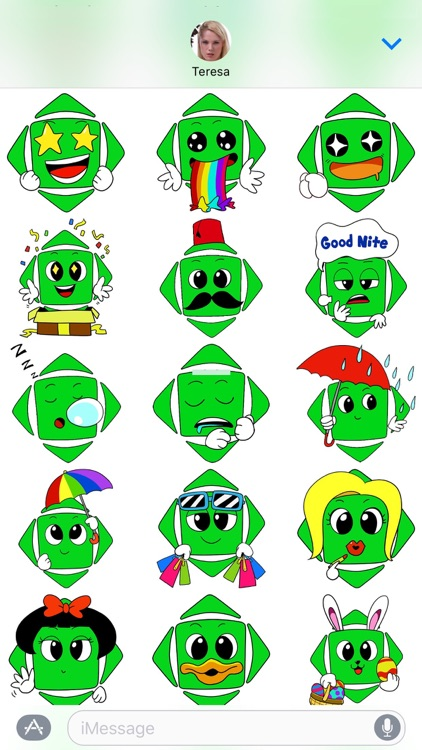 AspectKey Stickers screenshot-4