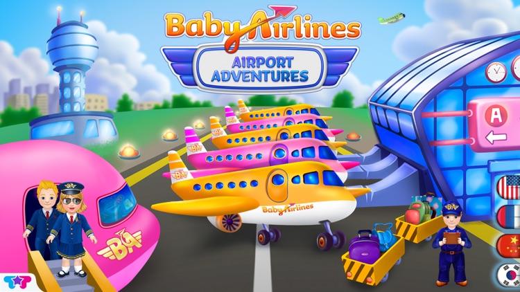 Baby Airlines - Airport Adventures screenshot-0