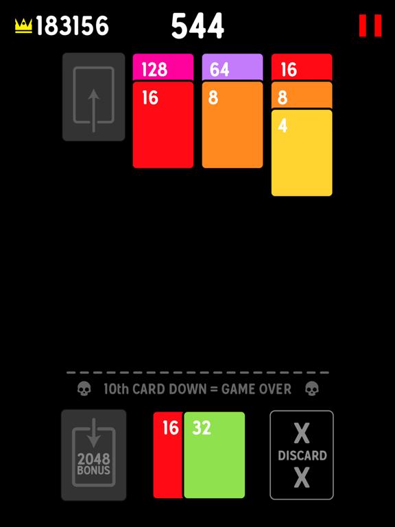 Twenty48 Solitaire screenshot 8
