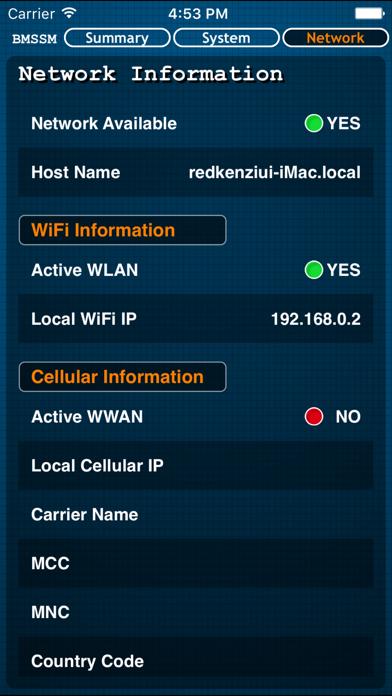 Battery Memory System Status Monitorのおすすめ画像4