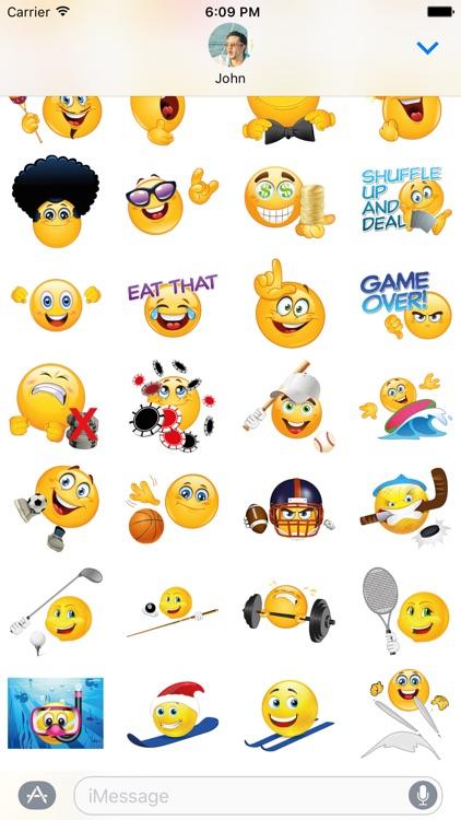 Ultra Games Emoji – by Vella Games