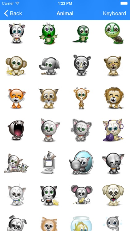Animated 3D Emoji Emoticons screenshot-3