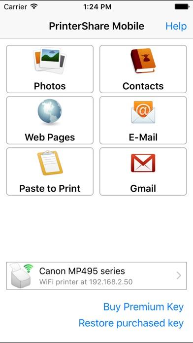 PrinterShare Скриншоты3