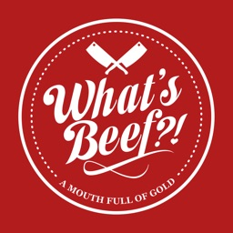What's Beef?! pre-order burgers, fries & salads
