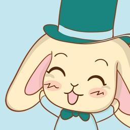 Emoji World: Cuddle Bunny Boo
