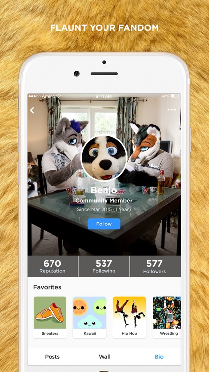 Furry Amino for Furries screenshot-1