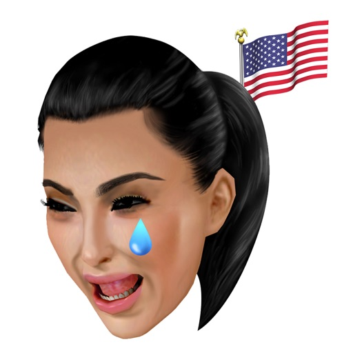 KIMOJI Stickers - 4th Of July Pack