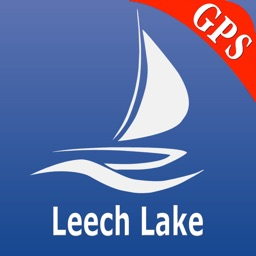 Leech Lake GPS Nautical Charts