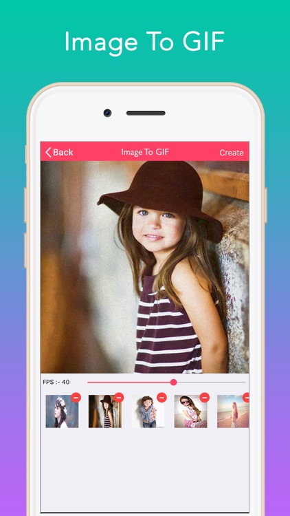 Gif Maker Pro - Video to Gif, Photo to gif