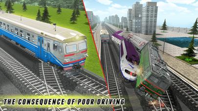 Racing In Trainのおすすめ画像2