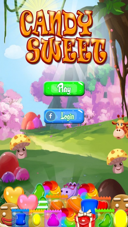 Candy Sweet Blast screenshot-0