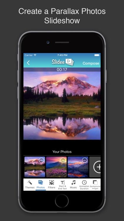 Photo Slideshow Maker w/ Music screenshot-0