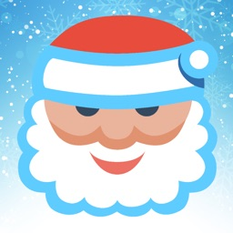 Super Santa - Christmas Stickers for iMessage