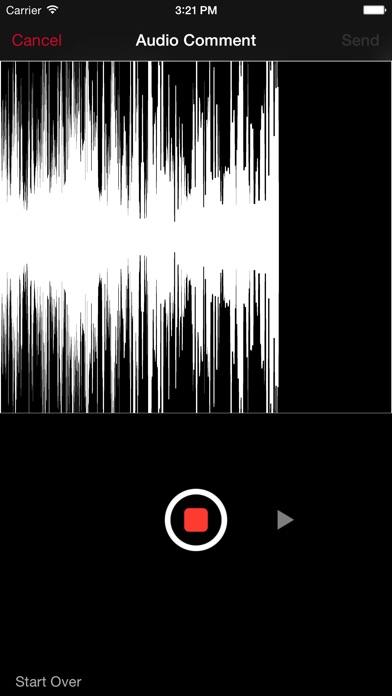 Mac Geek Gab Screenshot on iOS