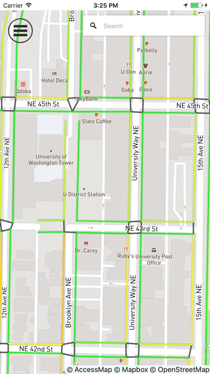 AccessMap by Taskar Center for Accessible Technology at UW