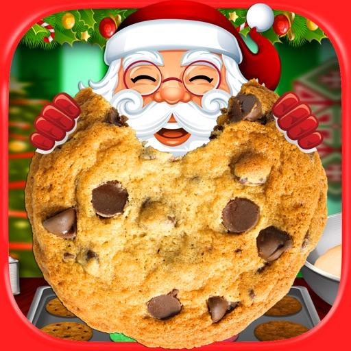Christmas Cookie Salon - Santa & Rudolph's Bakery Kids FREE