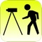 This app is designed to provide maximum comfort in the field of topographic survey