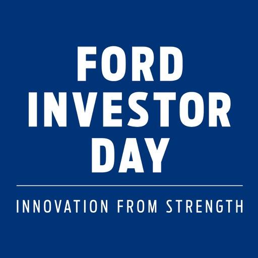 Ford Investor Day