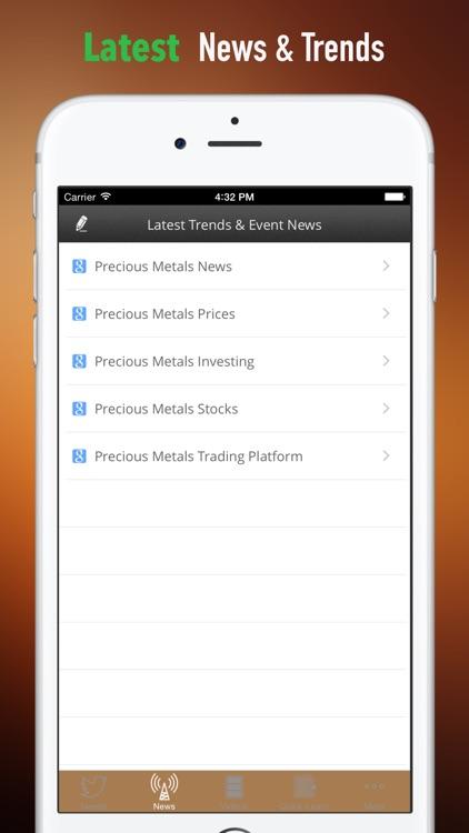 Precious Metals:Metal Detecting screenshot-3