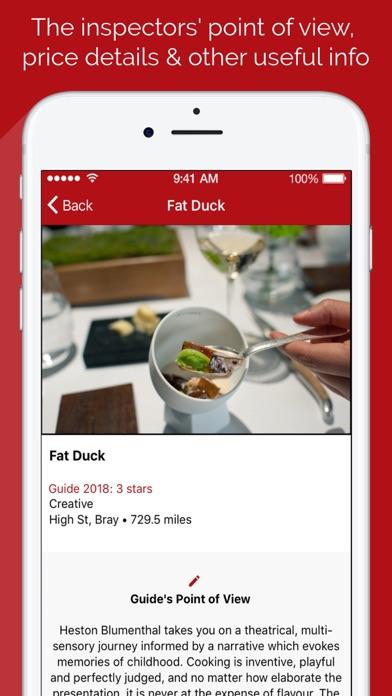 UK & IRL Restaurant Guide 2018 screenshot two